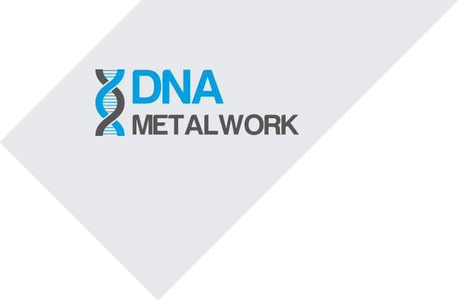 DNA Metalwork logo